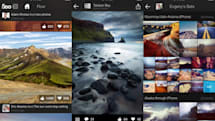 500px photo-sharing app updated with metadata editor and refreshed UI on iOS