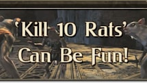 MMO Mechanics: Kill 10 rats can be fun!