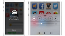 Would adding 'Car Mode' to the iPhone prevent texting while driving?