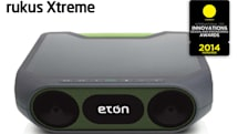 Eton's rukus Xtreme is a solar-powered Bluetooth speaker that loves the outdoors