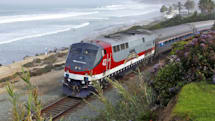 Apple Maps displays nationwide Amtrak train routes