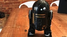 Sphero's R2-Q5 'Star Wars' droid is basically a goth R2-D2