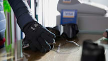Visa swaps payment cards for NFC gloves at the Winter Olympics