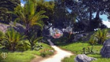 Get a 3-D virtual preview of Skyforge's Naori Island