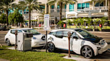 BMW and Nissan roll out dual-plug EV chargers across the US