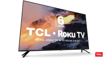 TCL's wallet-friendly 6-Series Roku TVs will be available by May 1st