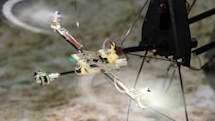 'BeeRotor' drone uses an insect-style eye to navigate tight spaces