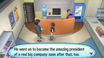 最新的《宝可梦》游戏里有一段对岩田聪的致敬
