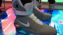Nike's self-lacing Mags are hot, won't catch fire