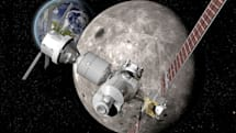Boeing's deep space habitat could be home for Mars astronauts