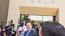 Elon Musk made Tesla stock spike with hint the company will go private