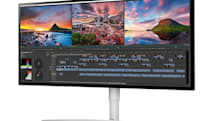 LG's latest PC monitors bring intense HDR and ultra-wide 5K