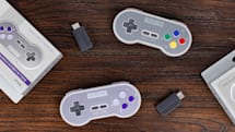 8BitDo brings its wireless controllers to the SNES Classic