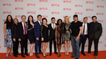 Netflix's European tour comes to an end in Belgium and Luxembourg
