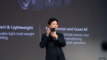 Sony 未來兩年為 Alpha 無反相機準備了 12 款 E-Mount 新鏡頭
