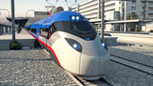 Amtrak's next-gen high-speed trains, and more in the week that was
