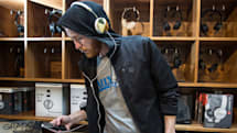 You can now listen to headphones through your hoodie