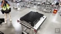 Tesla 把其商用電池的能量密度翻倍