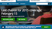 Healthcare.gov stops passing private details on to advertisers