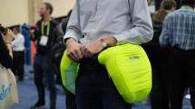 有人推出了給長者用的安全氣囊「腰帶」