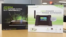 Engadget giveaway: Win an Athena router and range extender courtesy of Amped Wireless!