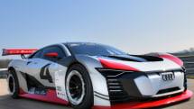 Audi's real-life 'Gran Turismo' car will race at Formula E