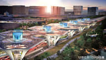 Uber's 'Skyport' plans are straight out of science fiction