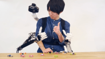 This telepresence robot offers a remote-controlled set of extra hands