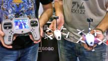 這家新創公司拉低了無人機競速賽的門檻