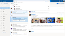 Outlook's simplified redesign arrives in public preview