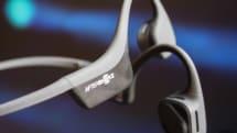Aftershokz 的 Trekz Air 新耳机要比前代轻巧不少