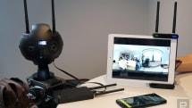 Insta360 为自己的专业 8K VR 相机加强了防抖机能