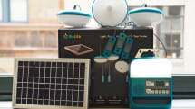 Biolite's SolarHome 620 provides power for everyday essentials