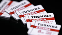 Toshiba's flash chips could boost SSD capacity by 500 percent