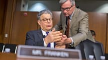 Sen. Al Franken slams Facebook and Google's control of the press