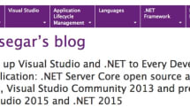 .NET Server Core to go open source, will run on Macs