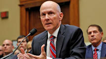 Former Equifax CEO blames breach on one IT employee