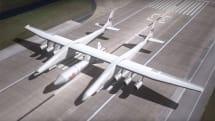 世界最大的飞机将在 2016 年试飞