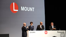 Panasonic、Leica 和 Sigma 成立了 L-Mount 聯盟
