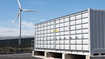 BMW i3 batteries provide energy storage for UK wind farm