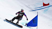 A US Paralympian designed Team USA's snowboard prosthetics