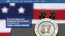 The White House's Spanish-language website is gone, for now