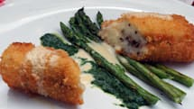Cooking with Watson: Austrian asparagus and pigs' feet croquettes