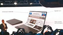 Lenovo laptop concept flexes like a yoga mat