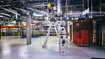 A supermarket thinks it can create the most advanced robot known to man