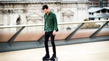 London Mayor calls for UK to legalise hoverboards
