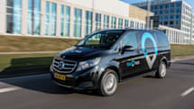 Mercedes' ridesharing ViaVan service comes to London
