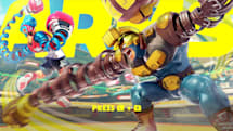 'Arms' update adds a fresh fighter, mode and a new stage