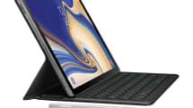 Galaxy Tab S4 諜照曝光銀白配色和新 S Pen 設計