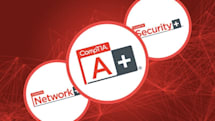 Become a CompTIA certified IT pro